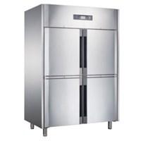 Tủ mát 4 canh inox Kolner K2N-EC (Làm lạnh quạt gió)