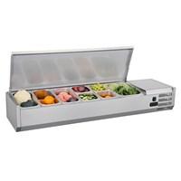 Bàn mát Salad Kolner VRX1500/380LID