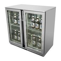 Tủ mát mini bar 2 cánh Kolner KN800-2