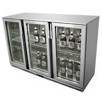 Tủ mát mini bar 3 cánh Kolner KN900-3