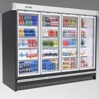 Tủ trưng bày và bảo quản siêu thị Kolner KNVMR-BR / BF