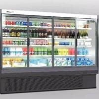 Tủ trưng bày và bảo quản sữa, nước siêu thị Kolner KNVMP-A