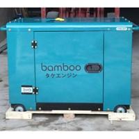Máy Phát Điện Bamboo BMB 9800A (8,5kva) Có Tủ ATS