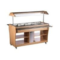 Tủ giữ nóng thức ăn Kolner KNR-1490L