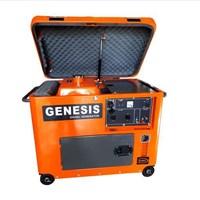 Máy Phát Điện Genesis GD6800EWS (Động Cơ Diesel)