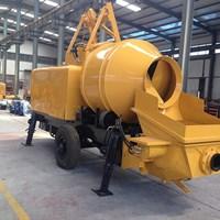 Máy trộn bơm bê tông liên hợp công suất cao YH50B
