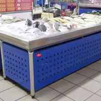 Tủ trưng bày và bảo quản hải sản Kolner KN1200