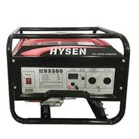 Máy Phát Điện Chạy Xăng 3kw Hysen HS3300